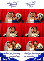 Stephen & Katheryn O'Donnell's Wedding Photo Booth